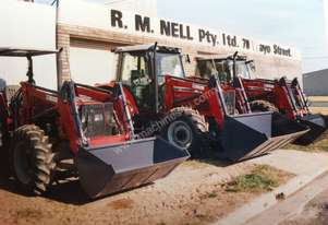 Nell FRONT END LOADERS
