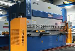 135Ton x 4000mm NC -E21, 2 x Axis Programmable Full Tooled Ex Stock