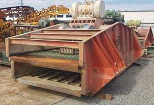 BOND EQUIPMENT 1830 x 4900 x 2 DECK DEWATERING SCREEN