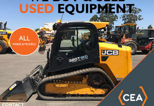 WE BUY USED SKID STEER - ALL MAKES AND MODELS