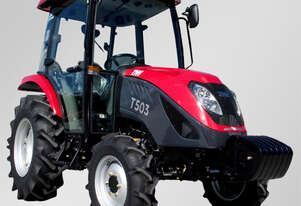 TYM T503 HST 4WD Cabin Tractor