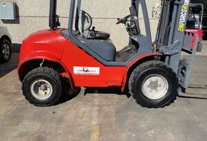 Forklift Hire - Rental All Terrain