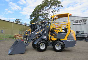 New 2021 Eurotrac Mini Loader with High lift