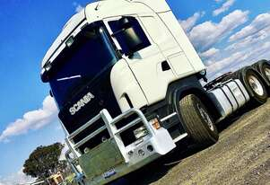 Scania   R560 6x4 prime mover