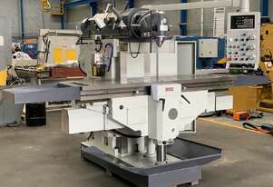 Servo Driven Heavy Duty Universal Milling Machine 1600MM X 500MM tABLE