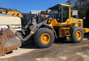 Volvo 2015   L70F WHEEL LOADER