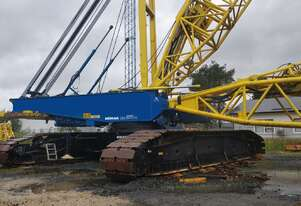 Demag CC2800 for sale Crane is with SWSL 84 m + 84 m.  16000hrs