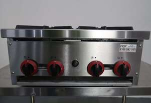Gasmax   RB-4 4 Burner Cooktop