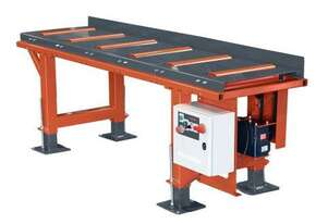 Woodmizer Roll Case Conveyor