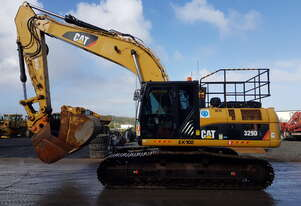EX102 Caterpillar 329DL for Hire