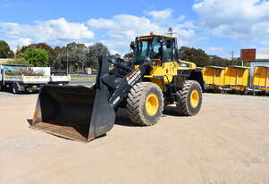 Used 2016 Komatsu WA320PZ Wheel Loader For Sale