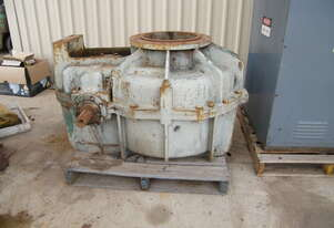 David Brown gearbox suit crushing mill