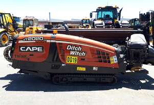 2009 DITCH WITCH JT2020 MACH 1 U4089