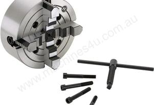 LARGE RANGE 3, 4 & 6 JAW CHUCKS FOR DELIVERY