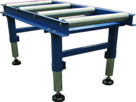 GRAVITY ROLLER CONVEYOR - BEST PRICES - picture1' - Click to enlarge