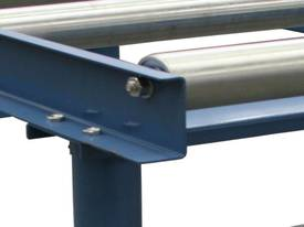 GRAVITY ROLLER CONVEYOR - BEST PRICES - picture13' - Click to enlarge