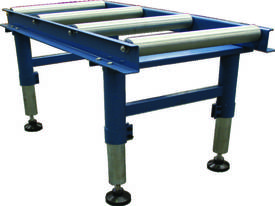 GRAVITY ROLLER CONVEYOR - BEST PRICES - picture0' - Click to enlarge