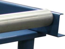GRAVITY ROLLER CONVEYOR - BEST PRICES - picture9' - Click to enlarge
