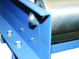 GRAVITY ROLLER CONVEYOR - BEST PRICES - picture4' - Click to enlarge