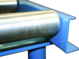 GRAVITY ROLLER CONVEYOR - BEST PRICES - picture3' - Click to enlarge