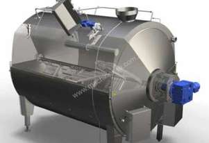 Stainless Steel Jacketed Mix - Capacity 15000Lt.