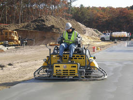 Wacker Neuson CRT 48-35L-PS Ride-On Trowel - picture0' - Click to enlarge