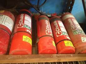 Fire extinguishers  - picture0' - Click to enlarge