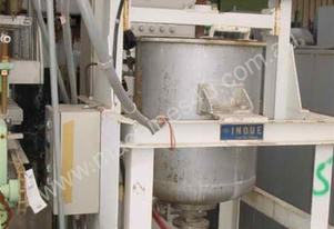 Mild Steel Jacketed mixing Tank