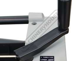 T-13A Bench Mount Thicknesser - HSS Blades 330 x 152mm (W x H) Material Capacity  Includes 2 x High  - picture4' - Click to enlarge