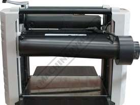 T-13A Bench Mount Thicknesser - HSS Blades 330 x 152mm (W x H) Material Capacity  Includes 2 x High  - picture3' - Click to enlarge