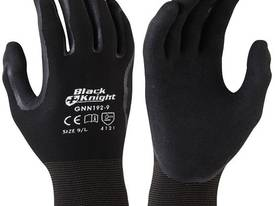 Maxisafe Black Knight Gripmaster Gloves