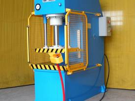 HEAVY DUTY INDUSTRIAL OPEN FRONT PRESS 80T~200TON - picture17' - Click to enlarge