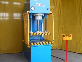 HEAVY DUTY INDUSTRIAL OPEN FRONT PRESS 80T~200TON - picture11' - Click to enlarge