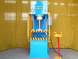 HEAVY DUTY INDUSTRIAL OPEN FRONT PRESS 80T~200TON - picture19' - Click to enlarge