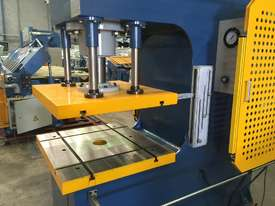 HEAVY DUTY INDUSTRIAL OPEN FRONT PRESS 80T~200TON - picture5' - Click to enlarge