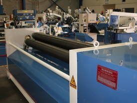 2500mm x 800mm Pinch Rollers With Power Adjustment - picture10' - Click to enlarge