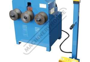 RR-24 Section & Tube Rolling Machine Ø76mm Tube Capacity