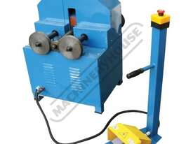 RR-24 Section & Tube Rolling Machine  Ø76mm Round Tube Capacity & 50mm Square Tube Capacity - picture2' - Click to enlarge