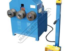 RR-24 Section & Tube Rolling Machine  Ø76mm Round Tube Capacity & 50mm Square Tube Capacity - picture0' - Click to enlarge