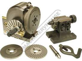 BS-0 Dividing Head - Semi Universal 100mm Centre Height - picture0' - Click to enlarge