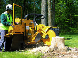 2018 Rayco RG70X Diesel Stump Grinder - picture4' - Click to enlarge