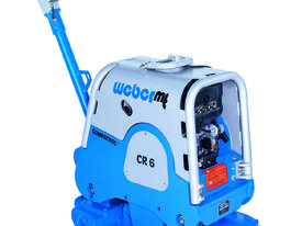 WEBER CR7 480kg Reversible plate compactor  - picture4' - Click to enlarge