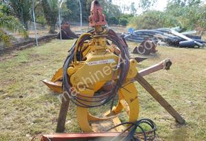 Hydraulic Rock Grab (Swivel Clamp)