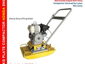 Plate Compactor Honda Engine BDM80 77KG 5.5HP -  - picture1' - Click to enlarge