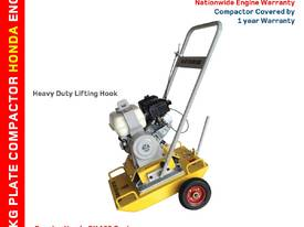 Plate Compactor Honda Engine BDM80 77KG 5.5HP -  - picture2' - Click to enlarge