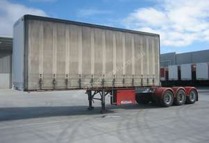 2001 MAXITRANS 12 PALLET A CURTAINSIDER FOR SALE