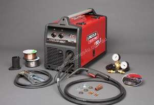 Lincoln Electric Power Mig 180c Mig Welder 1045