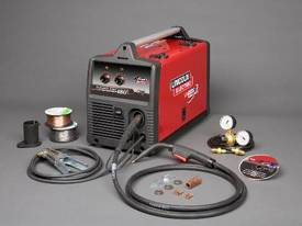 Lincoln Electric Power Mig 180c Mig Welder 1045 - picture0' - Click to enlarge