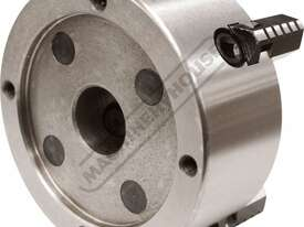 Suits TU-2506V 4 Jaw Independent Lathe Chuck Ø125mm Back Plate Mount - picture3' - Click to enlarge