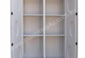 Corrosive Storage Cabinet Poly (250 litres)